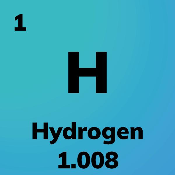 Hydrogen Element Card