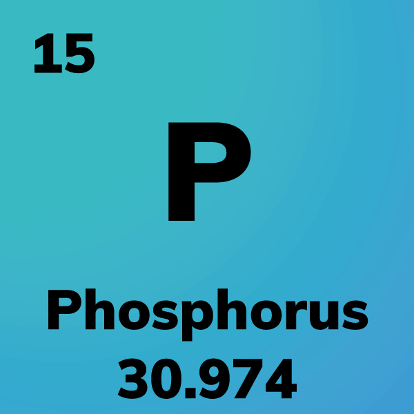 Phosphorus Element Card