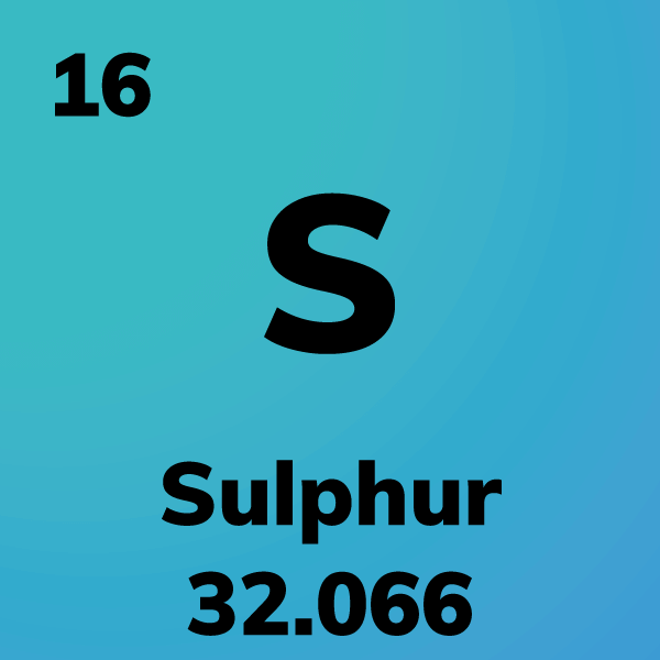 Sulphur Element Card