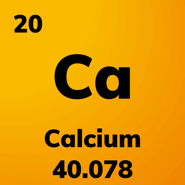 Calcium Element Card