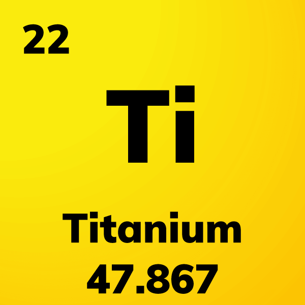 Titanium Element Card