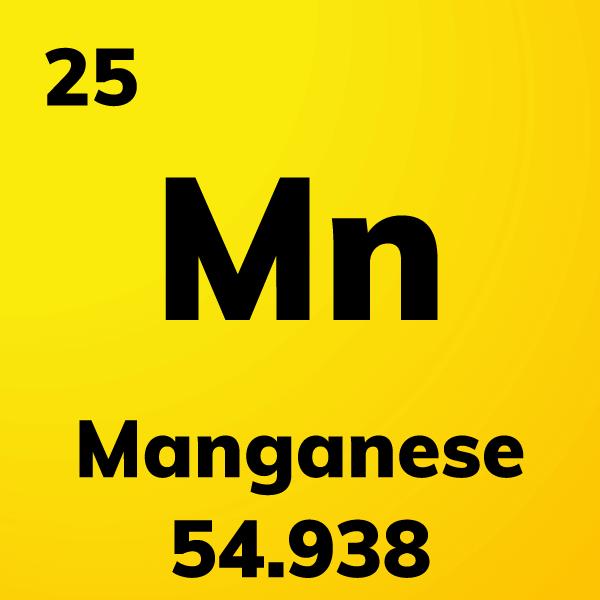 Manganese Element Card