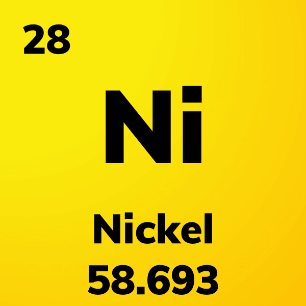 Nickel Element Card