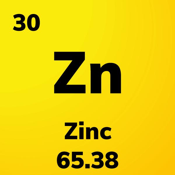 Zinc Element Card