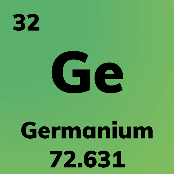 Germanium Element Card