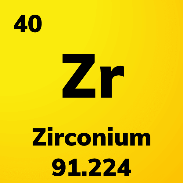 Zirconium Element Card