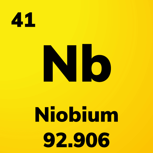 Niobium Element Card