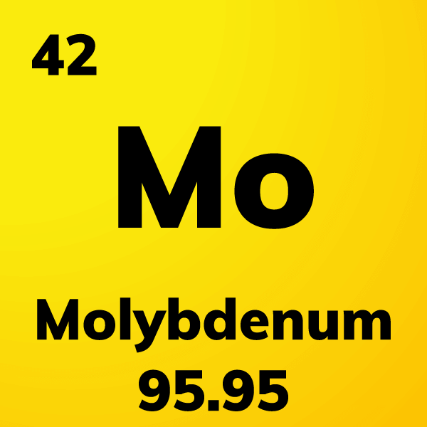 Molybdenum Element Card