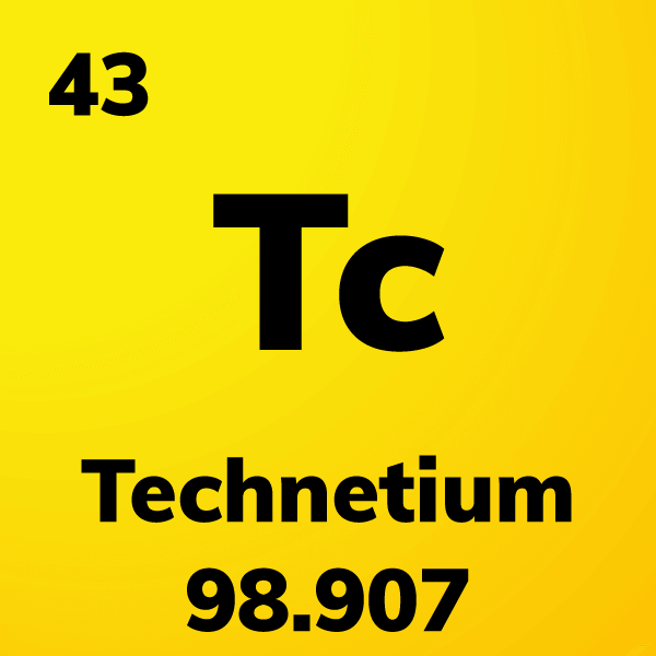 Technetium Element Card