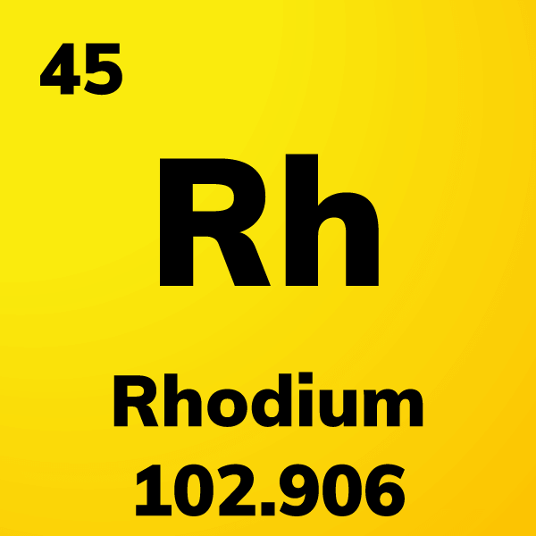 Rhodium Element Card