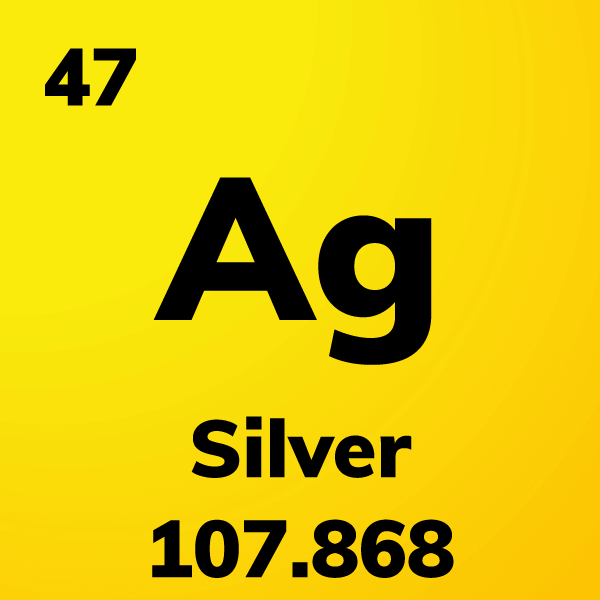 Silver Element Card