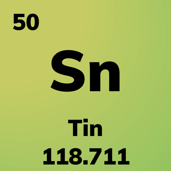 Tin Element Card