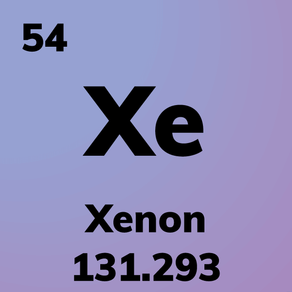 Xenon Element Card