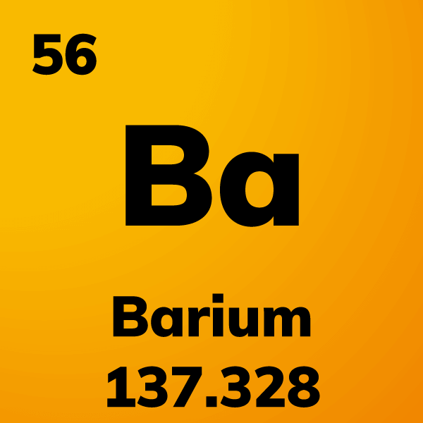 Barium Element Card