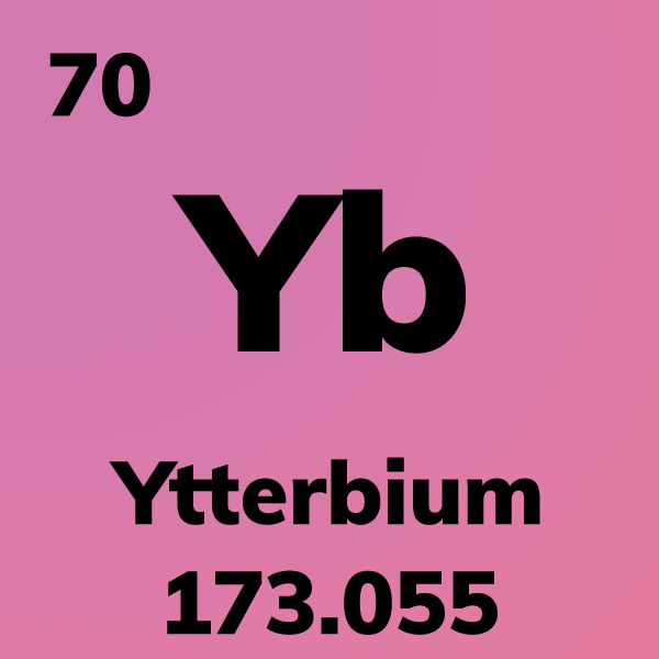 Ytterbium Element Card