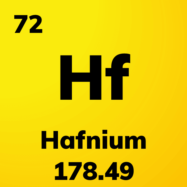 Hafnium Element Card