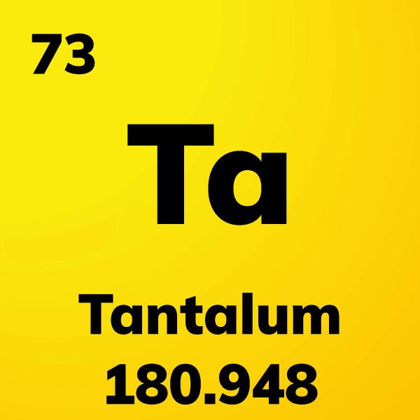Tantalum Element Card