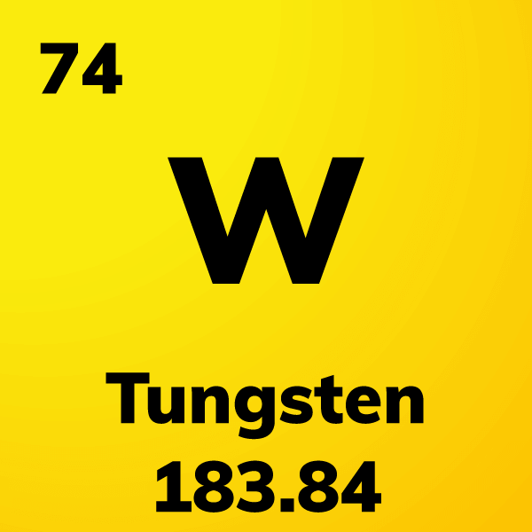 Tungsten Element Card