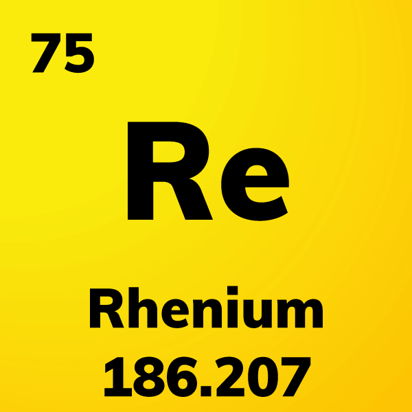 Rhenium Element Card