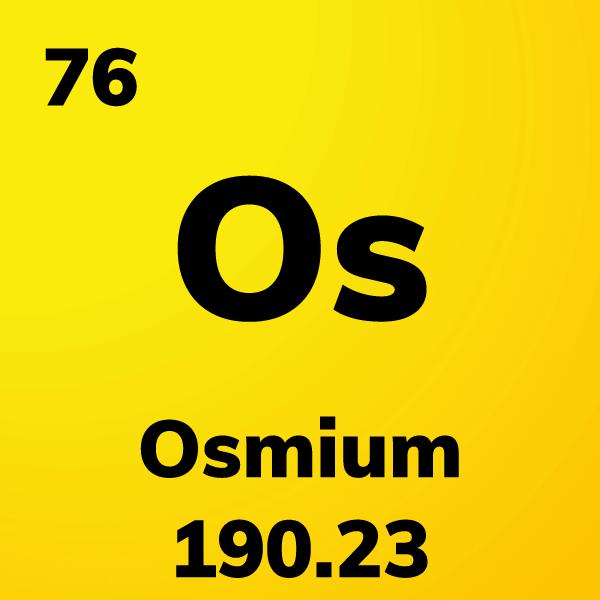 Osmium Element Card