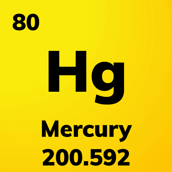 Mercury Element Card