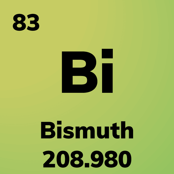 Bismuth Element Card