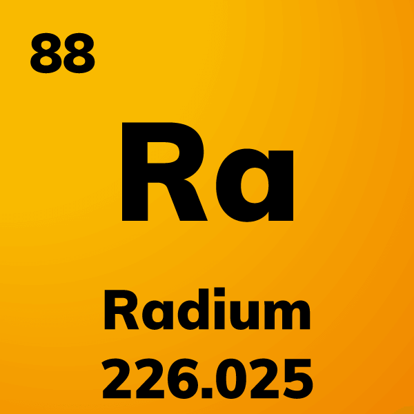 Radium Element Card