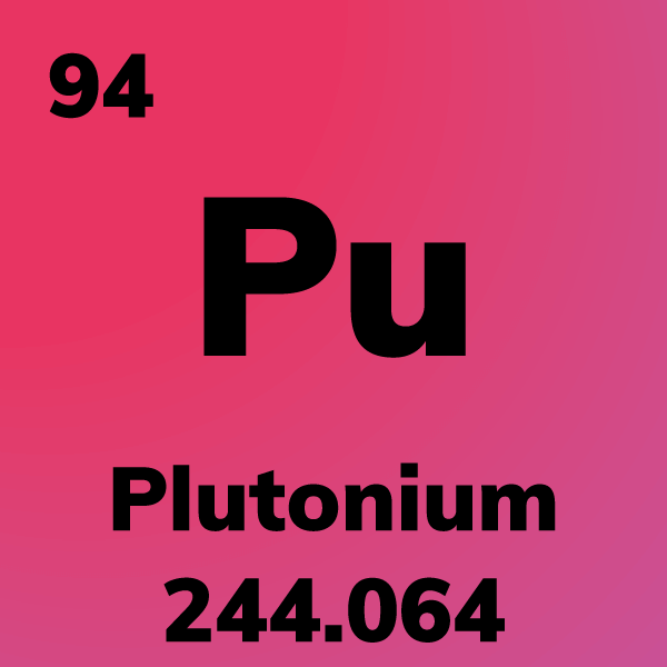 Plutonium Element Card