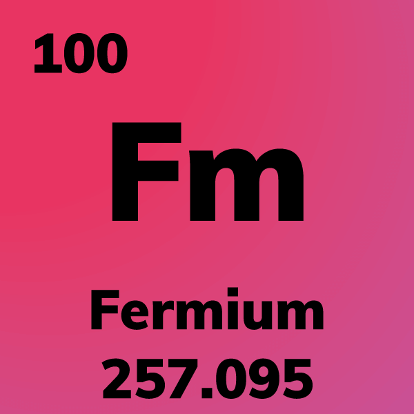 Fermium Element Card