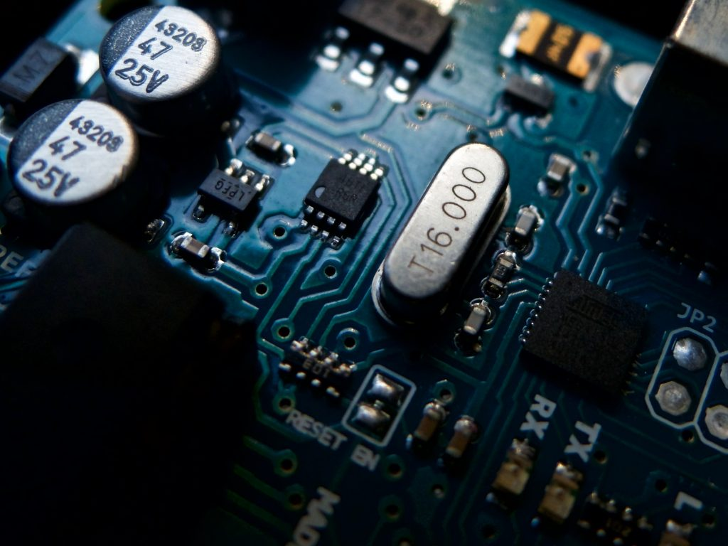 A resistor has high electrical resistance while a conductor has high conductivity. (Nicolas Thomas)