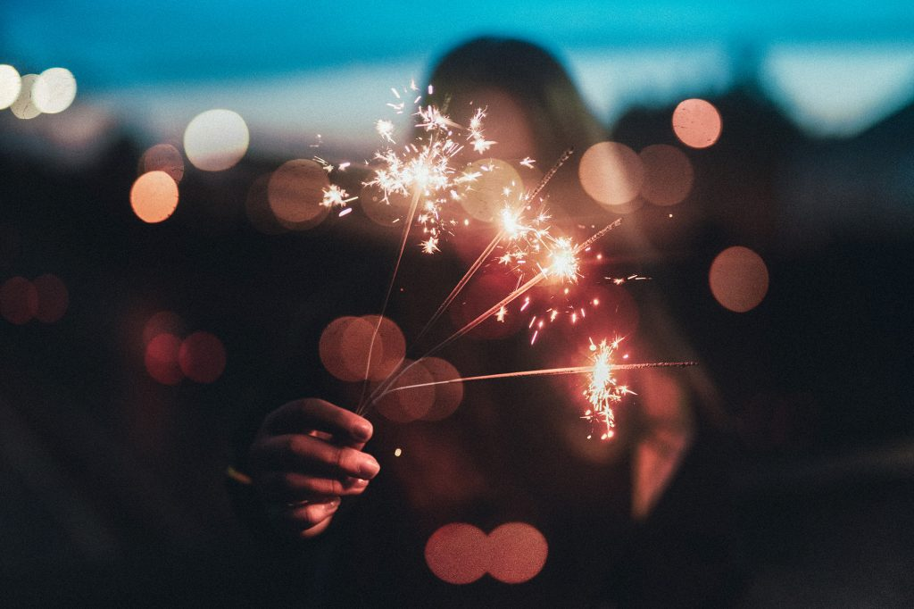 You can use the sugar in marshmallows as a fuel to make sparklers. (Carlos Dominguez)