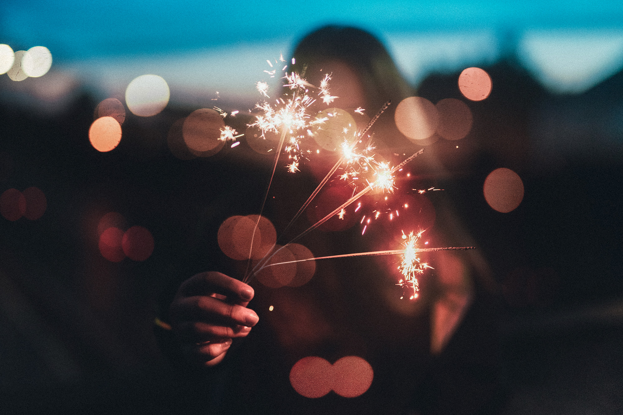Marshmallow Sparklers - Easy Fireworks Project