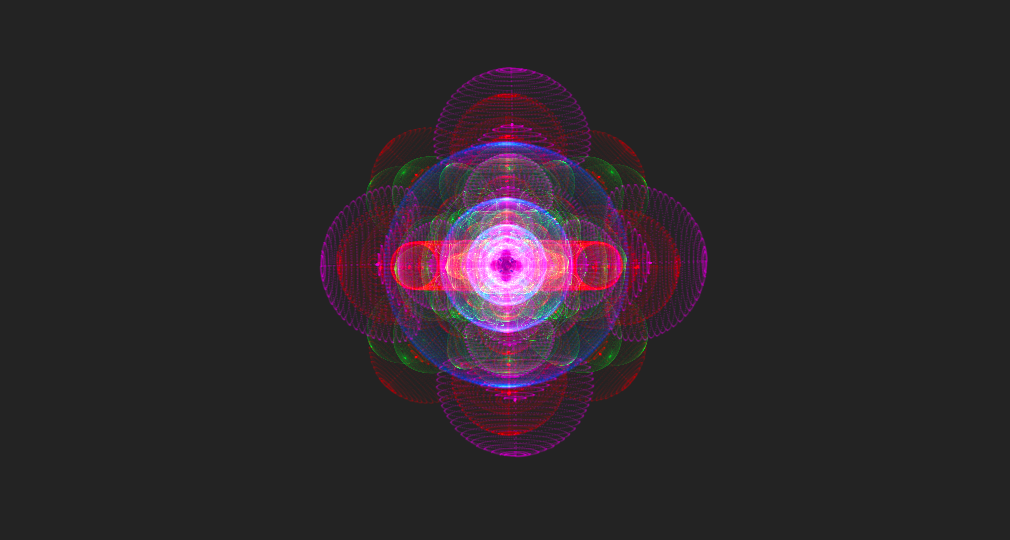 The oganesson atom has the most protons of any element discovered so far. (Image: TokyoMetropolitanArea69)