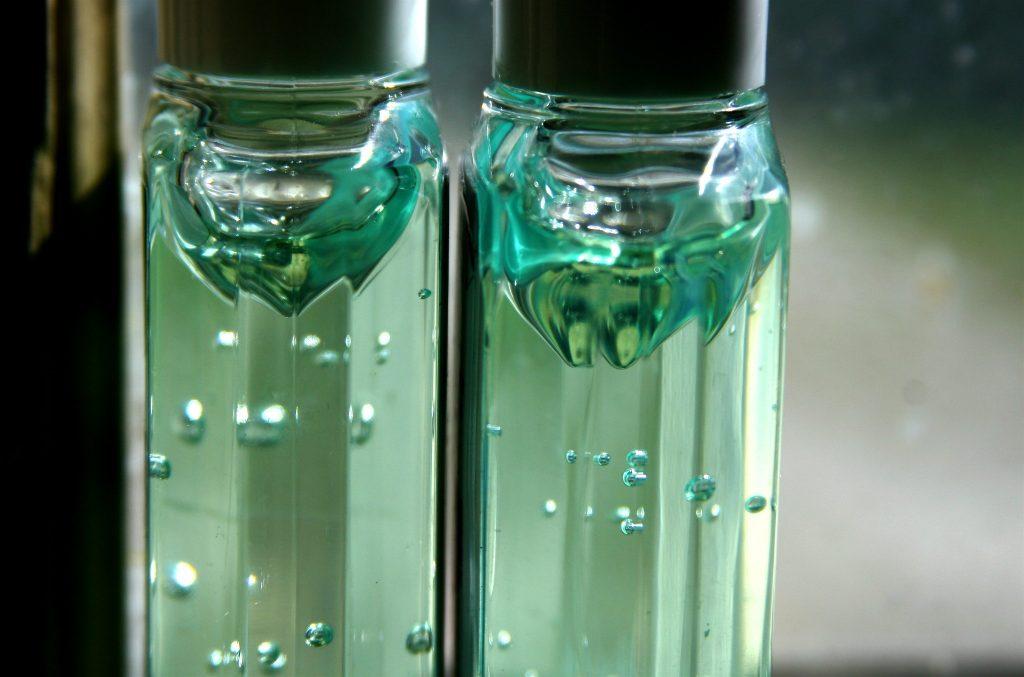 Drinking hand sanitizer gel is dangerous.