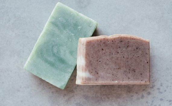 Lye is used to make soap, plus it's also found in other cleaners and food.