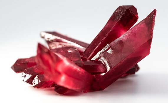 The method used to preserve crystals depends on the type of crystal.