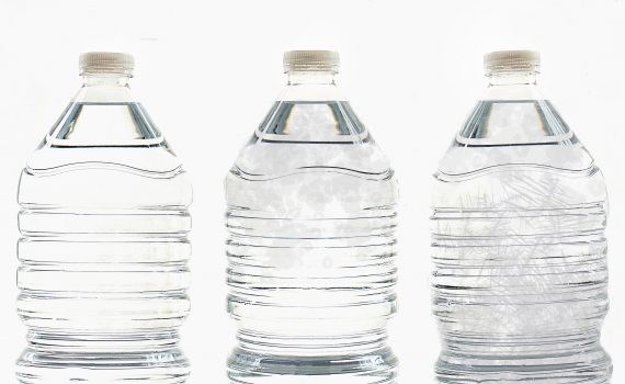 Supercooling water is easy if you use bottled water. All you need is a bucket of ice or your home freezer.