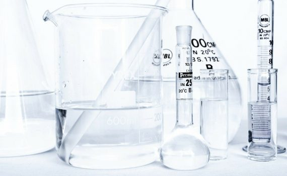 EDTA isn't soluble in water unless the pH is at least 8, so you need to add NaOH to make EDTA solution.