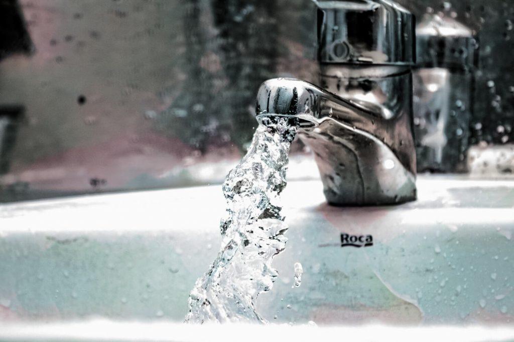 Convert L/min to m3/hr example problem faucet.