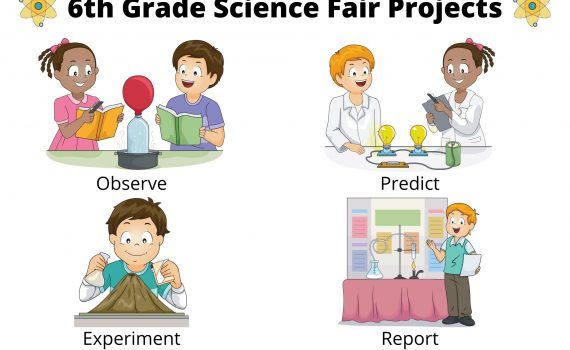6th grade science fair projects should be fun and educational.