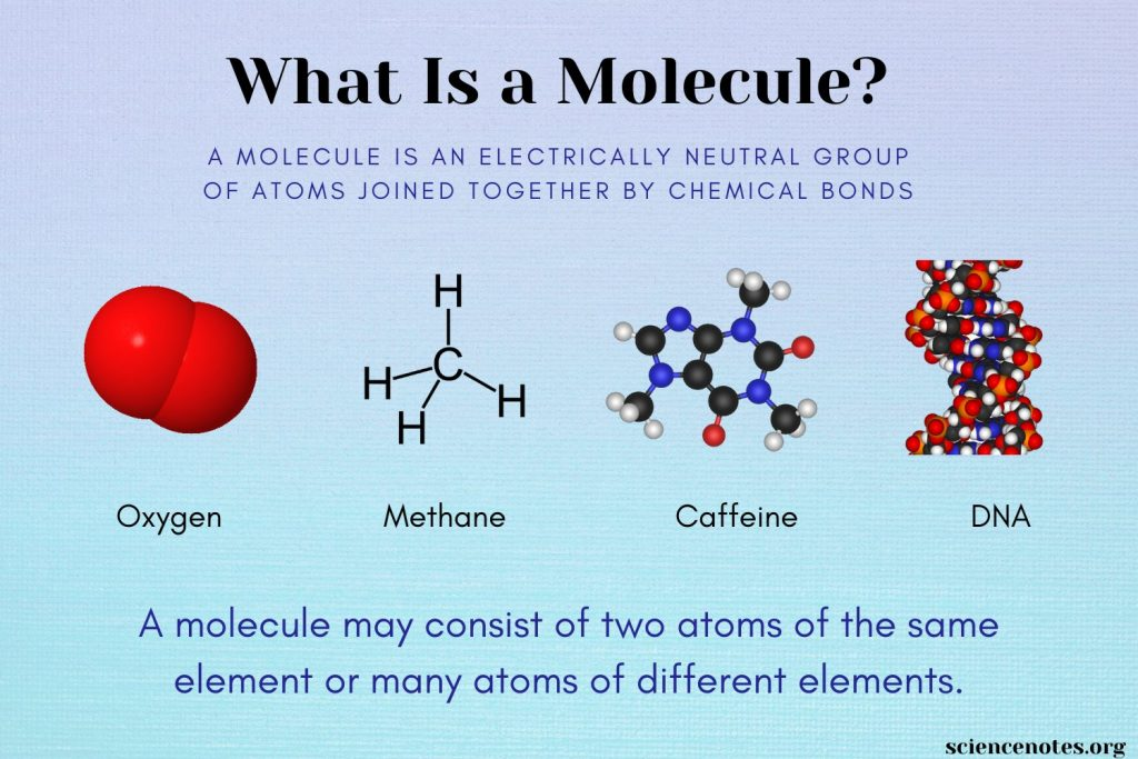 What Is a Molecule? Definition and Examples