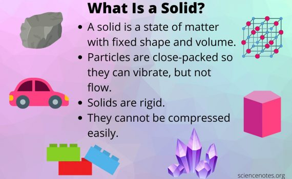 What Is a Solid? Definition and Properties