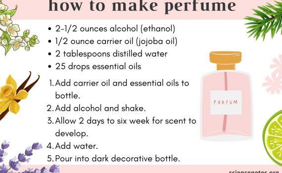 How to Make Perfume