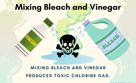 Dangers of Mixing Bleach and Vinegar