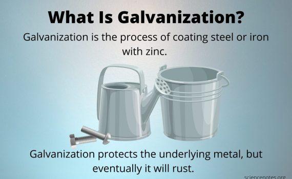 What Is Galvanization?