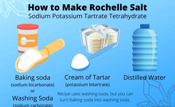How to Make Rochelle Salt
