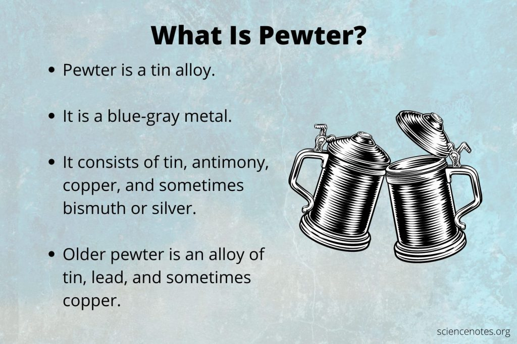 What Is Pewter?